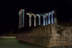 Roman-Temple-of-Evora-Portugal