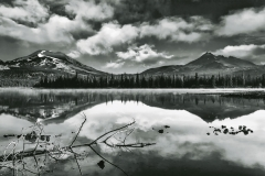 Bend-Sparks-Lake.BW07